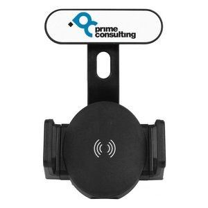 Wireless Phone Charger Vent Holder (Direct Import - 8-10 Weeks Ocean)